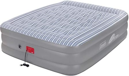 Coleman SupportRest Elite PillowStop Air mattress