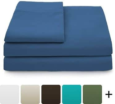 Cosy House Collection Bamboo Bed Sheet Set