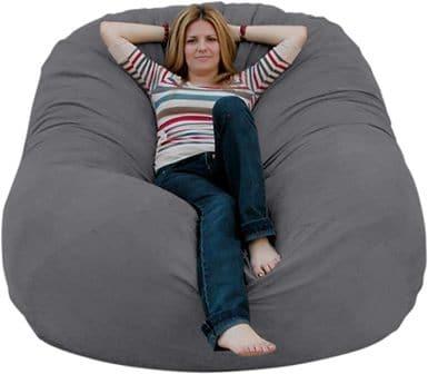 Cozy Sack 6-Foot Bean Bag Chair