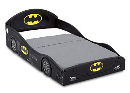 DC COMICS BATMAN BATMOBILE TODDLER BED