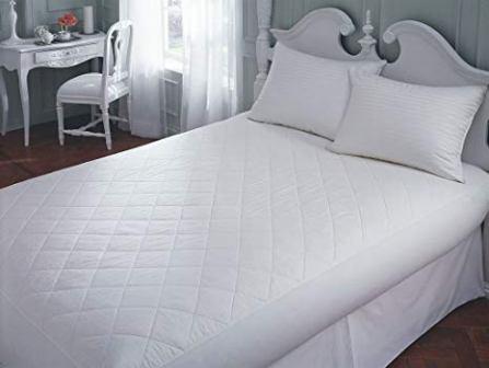 Downright 100% Cotton Top Mattress Pad