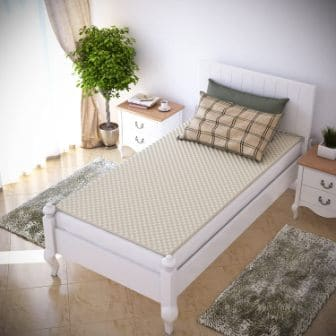 Everyday Home Egg Crate Mattress Topper