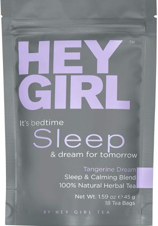 Hey Girl Tea Sleep Aid Sleep Tea