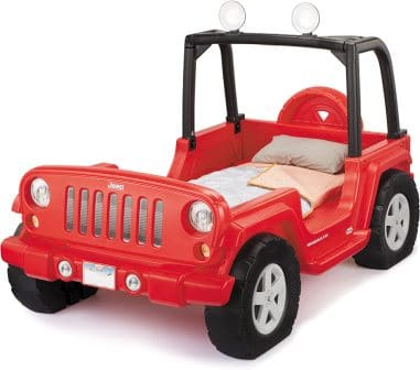LITTLE TIKES JEEP® WRANGLER TODDLER BED