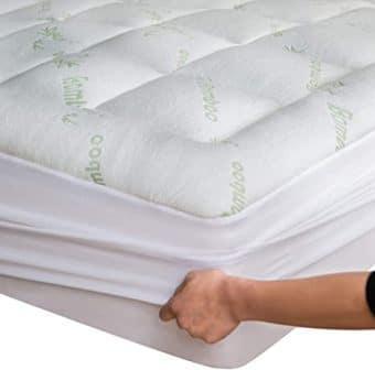 Niagara Sleep Solution Bamboo Mattress Topper