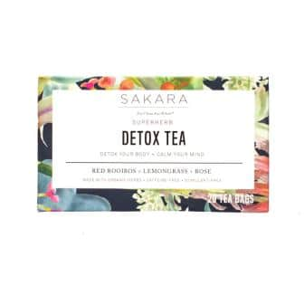 Sakara Superherb Herbal Tea