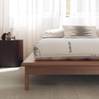 """Signature Sleep Honest Elements 7"""" Natural Wool Mattress"""
