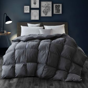 Three Geese Siberian Goose Down Comforter