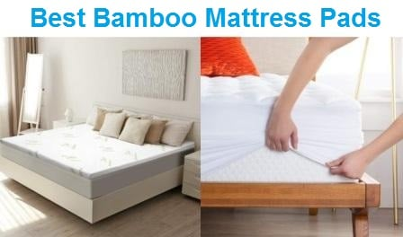 Top 15 Best Bamboo Mattress Pads in 2020