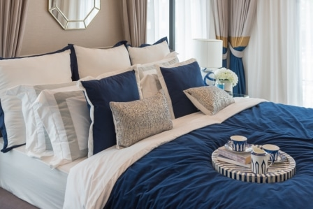 Top 15 Best Blue Comforter Sets - Guide & Reviews 2020