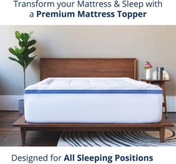 Top 15 Best California King Mattress Toppers in 2020