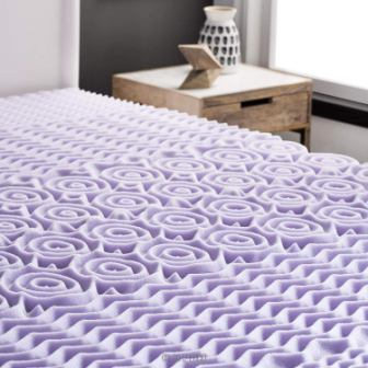 Top 15 Best Eggcrate Mattress Toppers in 2020