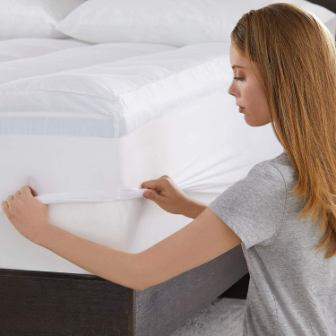 Top 15 Best Full Size Mattress Toppers in 2020