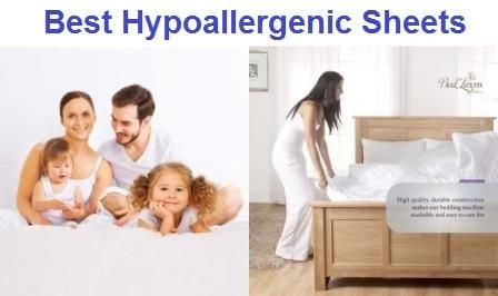 Top 15 Best Hypoallergenic Sheets in 2020