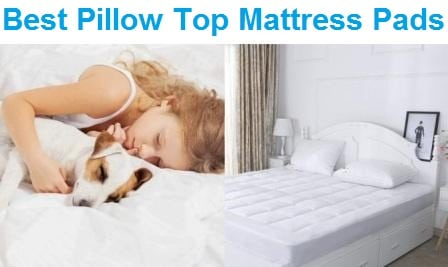 Top 15 Best Pillow Top Mattress Pads in 2020