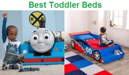 Top 15 Best Toddler Beds in 2020