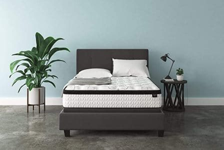12-Inch Chime Express from Signature Design by Ashley (Hybrid Innerspring Mattress)