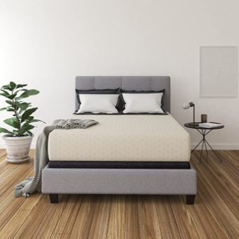 Ashley Furniture Signature Design 12-Inch Chime Express Memory Foam Bed in a Box
