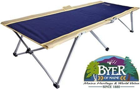 BYER OF MAINE Easy Cot for Sleeping