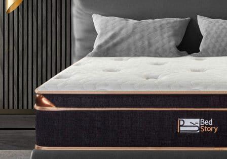 BedStory 10-Inch Hybrid Mattress