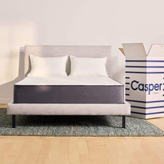 Casper Original Foam Mattress, California King, 2019 Edition