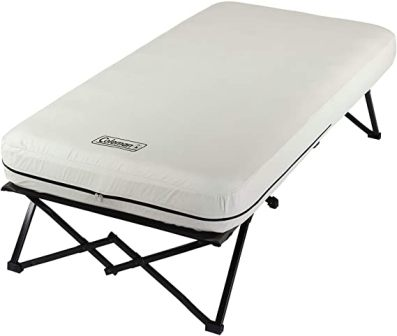 Coleman Folding Camp Cot and Air Bed