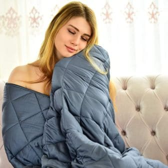 Cooling Weighted Blanket from WONAP