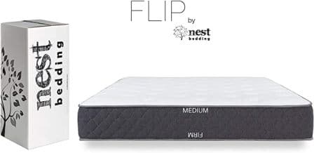 FLIP by Nest Bedding Double Sided Hybrid Bed in a Box