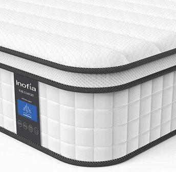Inofia 10 Inch Hybrid Mattress