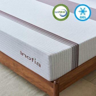 Inofia 11-Inch Gel Memory Foam Mattress