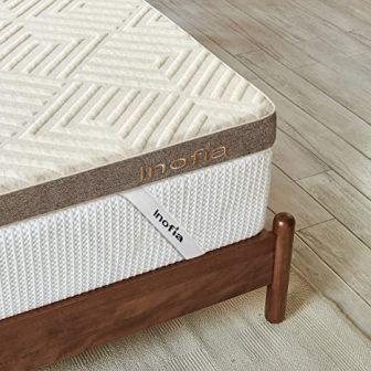 Inofia 3-Inch Mattress Topper