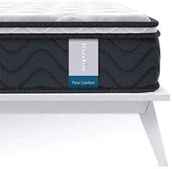 Inofia 8-Inch Multi-Layer Hybrid Mattress
