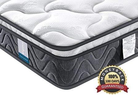Inofia Super Comfort Hybrid Innerspring Mattress