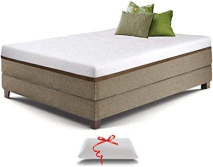 Live & Sleep Gel Memory Foam Bed in a Box