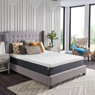 Sealy 12-Inch Hybrid Bed