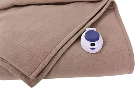 SoftHeat by Perfect Fit – Electric Heated Blanket