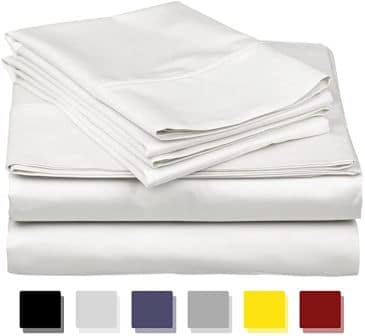 Thread Spread 600 Thread Count Egyptian Cotton Set of 4 Pieces