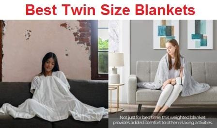 Top 15 Best Twin Size Blankets in 2020
