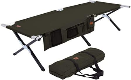 Tough Outdoors Camping Cot