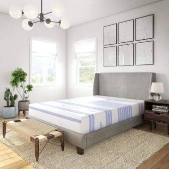 Vibe 12-Inch Gel Memory Foam Bed in a Box