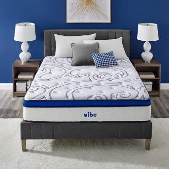 Vibe 12-Inch Hybrid Mattress