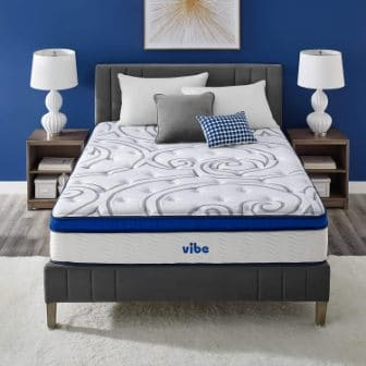 Vibe Hybrid Pillow Top 12-Inch Mattress