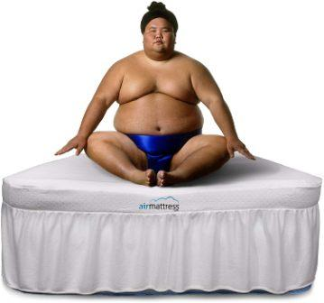 Air Mattress KING size - Best Choice RAISED Inflatable Bed