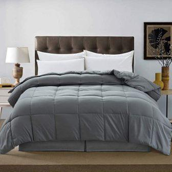 Downcool Cotton Quilted Down Comforter