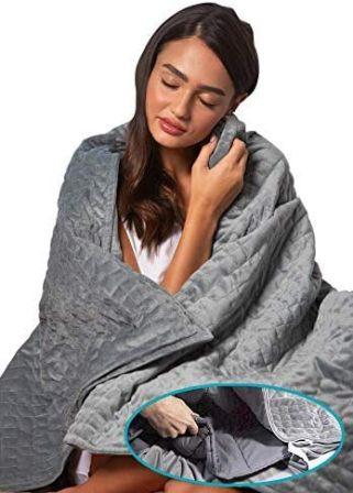 Dr. Hart's Weighted Blanket for Adults & Kids