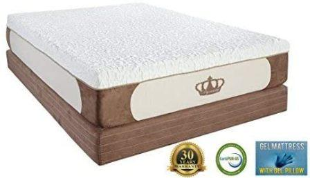 Dynasty Mattress Gel Memory Foam Mattress