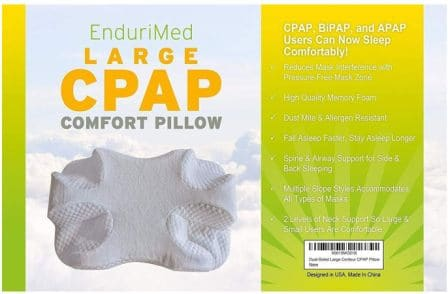 EnduriMed CPAP Comfort Pillow