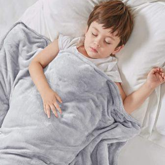 NEW Degrees of Comfort Weighted Blanket for Kids