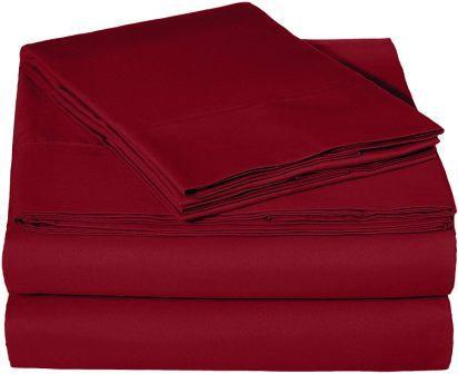 Rinku Linen Silk Bed Sheets