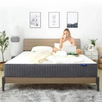 Sweetnight 10-inch Mattresses with 2-sided Firmness